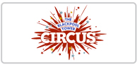 Save 40% at The Blackpool Tower Circus Logo
