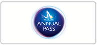 20% off Merlin Annual Pass Logo