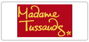 Save 40% off at Madame Tussauds Logo