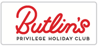 £40 off your booking at Butlin's until 1st August Logo