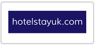 Up to 60% off at HotelStayUK Logo