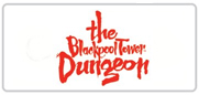 40% off The Blackpool Tower Dungeon Logo